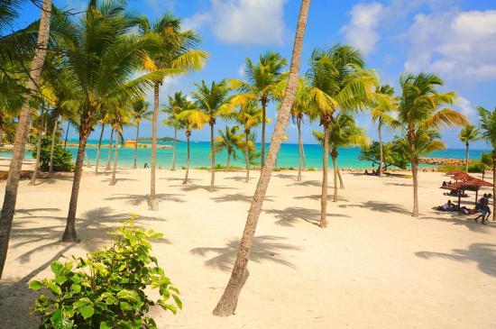 Karibea Beach Hotel Gosier Resort Clipper Salako