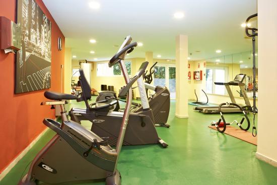 Universal Hotel Don Leon: Gym