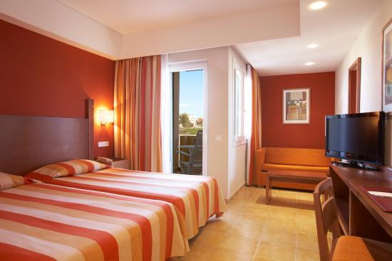 Universal Hotel Don Leon: Double Room
