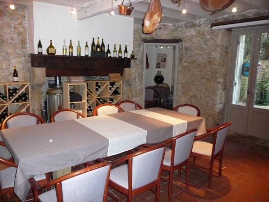 Le Saint Vincent Hôtel Restaurant : seminaire