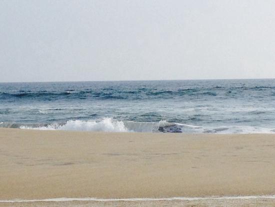 Hostal Brisas del Mar: playa
