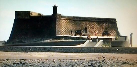 Castillo de San Gabriel: View of Castle