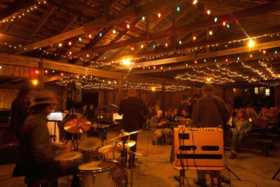 Live Music In The Barn Picture Of The Arnold House