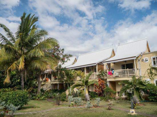 La Mariposa: Hotel garden