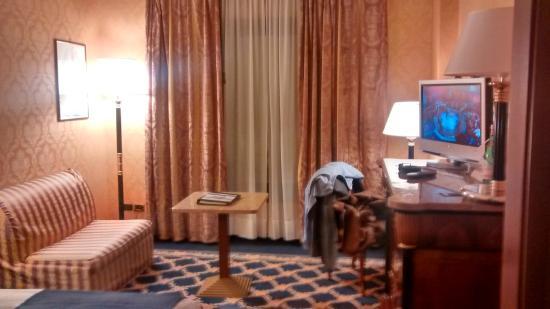 Milan Marriott Hotel: Camera