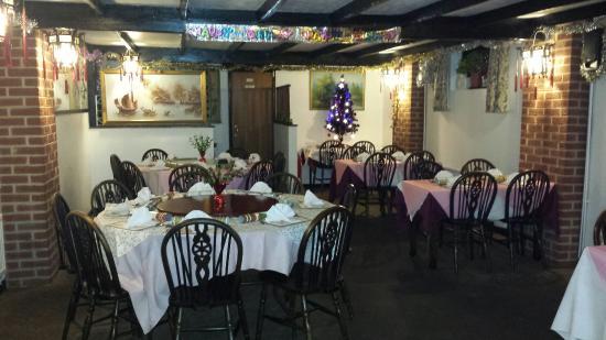 Sugar Cane: The restaurant