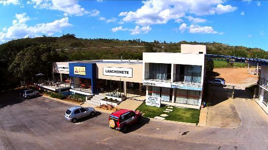 Restaurante e Lanchonete Águas de Minas