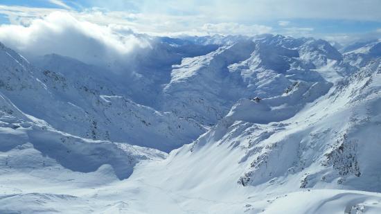 Alpensporthotel Mutterberg : lodowiec