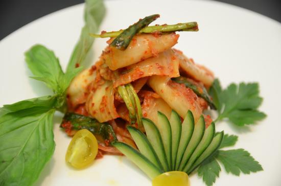 Soraksans: Traditional korean kimchi 1,45 €