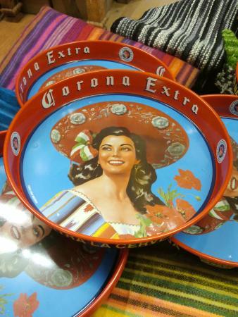 Otomi : Corona Tray