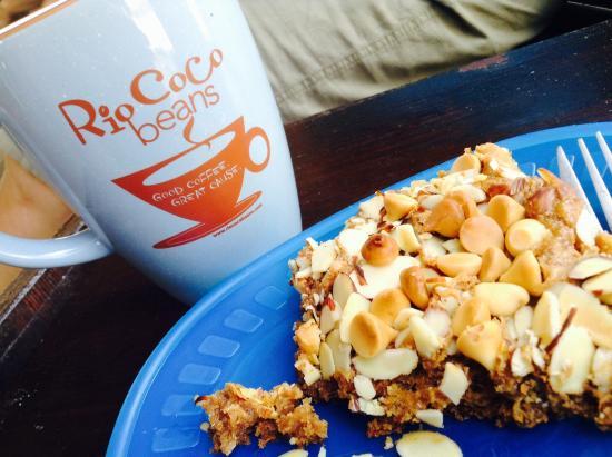 Rio Coco Cafe: Yum