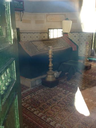 Gazi Husrev-beg Mosque: The tomb of Gazi-Husrev-bey, the governor who financed the complex's construction.