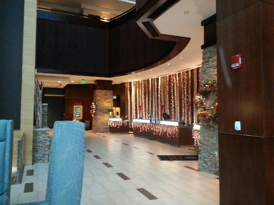 4th floor check in picture of embassy suites by hilton denver rh tripadvisor com
