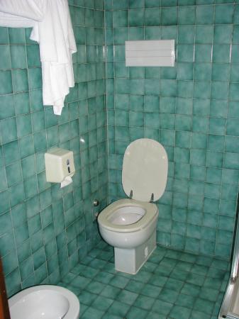 Ai Ronchi Motor Hotel: Bathroom