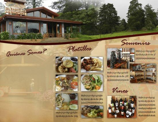Restaurante El Sabor de la Montana: El Sabor de la Montaña