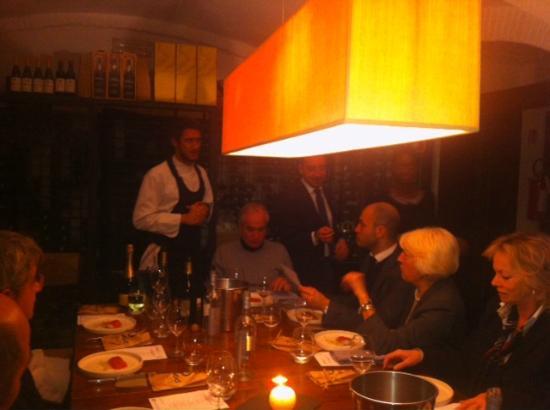 Tavole Romane Food Tours: serata clienti_1