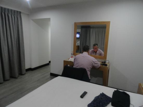 Hotel Le Manoir Bogota: Habitación