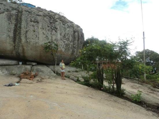 Pedra de Santo Antonio