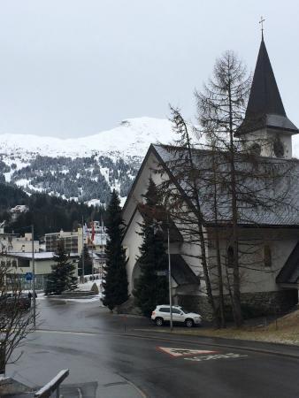 Hotel Schweizerhof : View of Lenzerheide