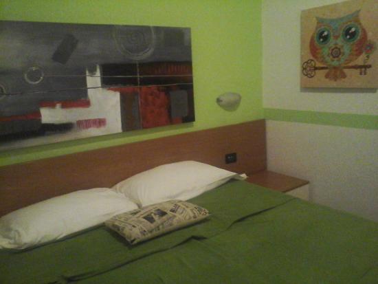 Hotel San Desiderio: camere