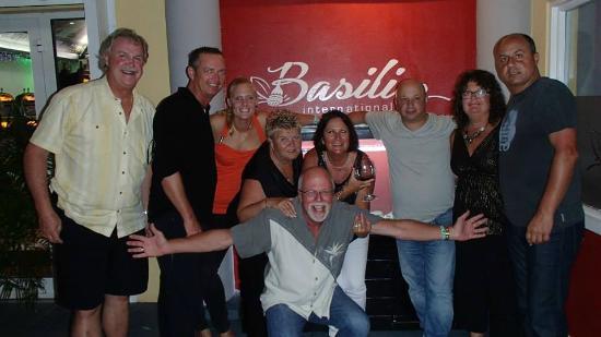 Basilico International: Basilico - Our anniversary celebration