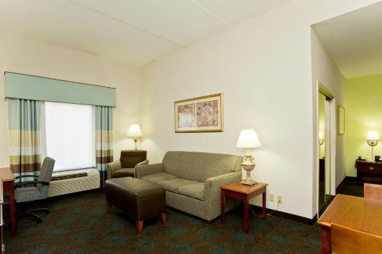 Front Royal, VA: Suite
