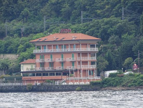 Hotel Romagna: L'Hotel vu des iles.