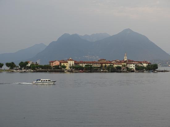 Hotel Romagna: Vue magnifique sur les iles.