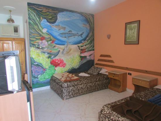 Seaview Hotel Dahab: great rooms
