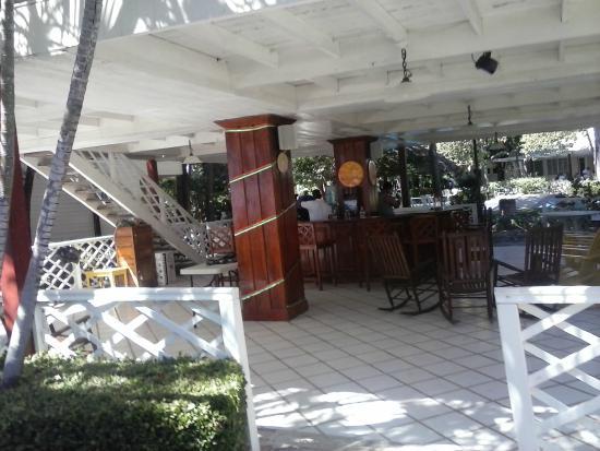 Hotel Vistamar: Bar