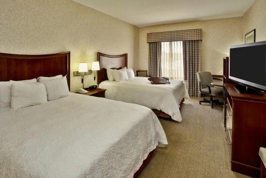 Hampton Inn & Suites Richmond/Virginia Center: 2 Queen Room