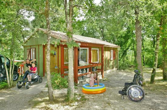 Camping La Peyrugue