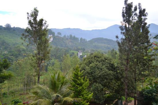Chithirapuram Palace: Balcony view