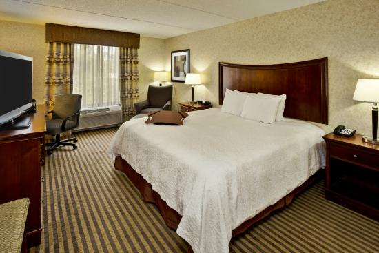 Hampton Inn & Suites Richmond/Virginia Center: King Room