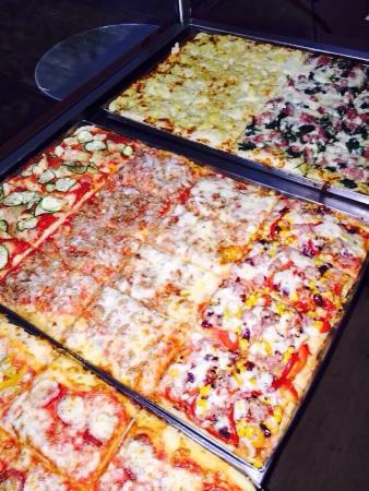 Pizzamania: Pizzette