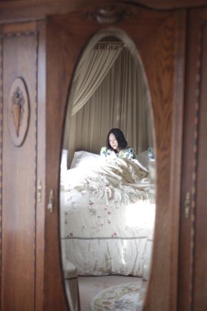 Bybee's Historic Inn: Renaissance room