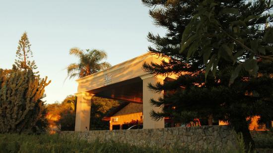 Suica Hotel & Resort: Fachada