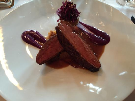 Le Grand Vefour: Duck main - eat this!!