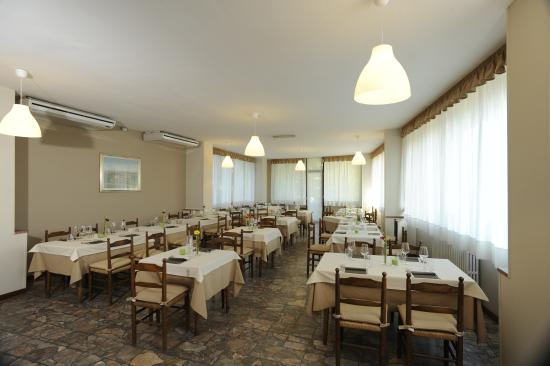 Hotel Europa : Sala Ristorante