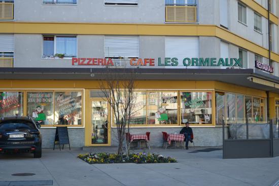 Café - Restaurant - Pizzeria les Ormeaux