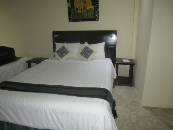 Murray Guesthouse: Clean, basic room