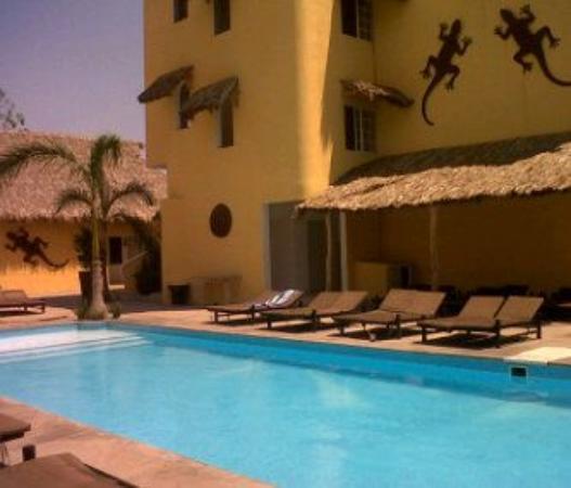 Zar Manzanillo : piscina