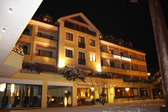 Alpine City Wellness Hotel Dominik: inverno
