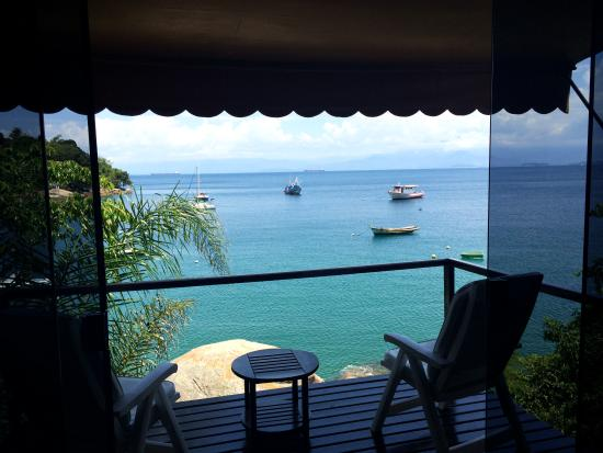 Vila Pedra Mar : View from the honeymoon suite
