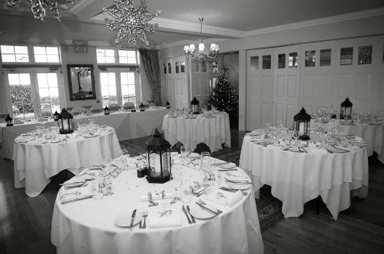 Simonstone Hall Country House Hotel: Wedding Breakfast