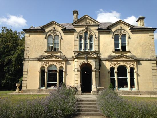 Beechfield House Restaurant: Victorian Beechfield House Hotel and Restaurant