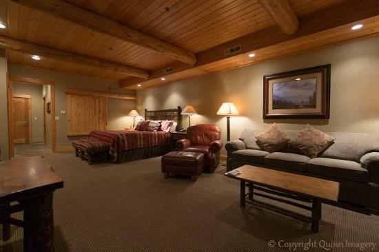 Sisters, Oregon: Aspen Suite
