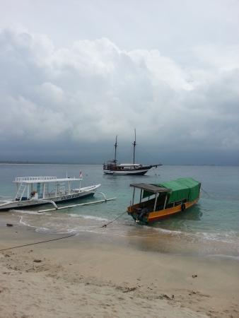 Good Heart Resort: sea