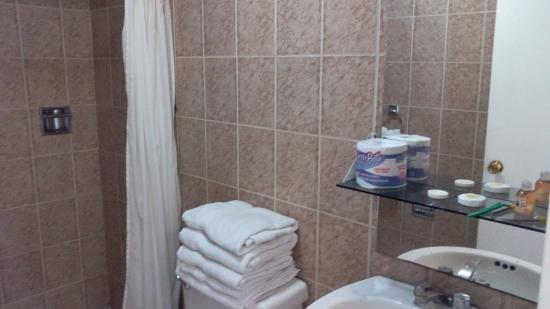 Apartamentos-Hotel Avilla: Toilet