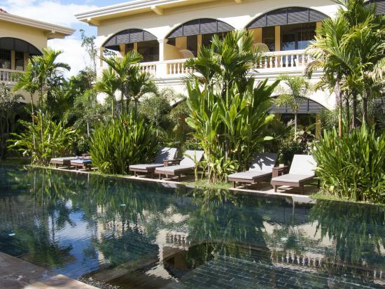 Pavillon d'Orient Boutique-Hotel: Pool